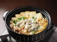 牡蠣入り肉豆腐鍋50