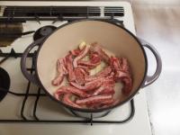 豚肉とひよこ豆のチリトマト煮43