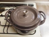 豚肉とひよこ豆のチリトマト煮50