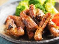 豚肉のマーマレード焼き23