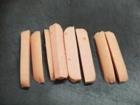 魚肉ハンバーグの餃子革巻き35