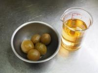 いわしの梅酒煮08