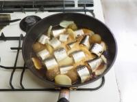 いわしの梅酒煮24