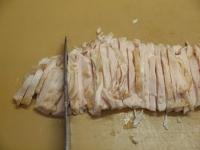 蒸し鶏とセロリのサラダ37