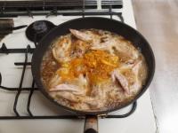 手羽先のマーマレード煮27