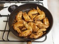 手羽先のマーマレード煮32