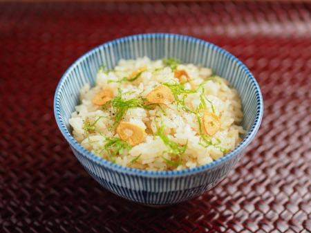 にんにく胡椒飯06