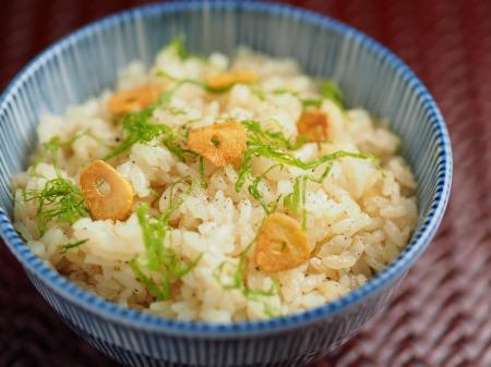 にんにく胡椒飯16