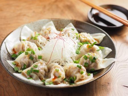 水餃子牛ひき肉13