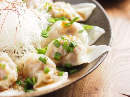 水餃子牛ひき肉17