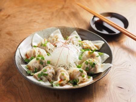 水餃子牛ひき肉10