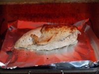 鶏むね肉のアンチョビロースト37
