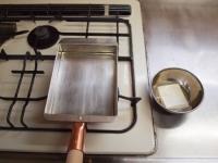 銅製フライパンで出汁巻き32