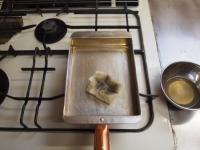 銅製フライパンで出汁巻き33