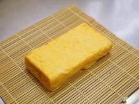 銅製フライパンで出汁巻き14