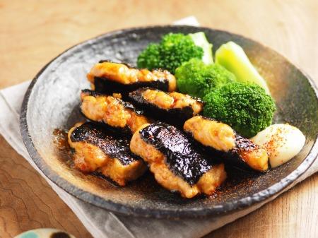 鶏むね肉の磯辺焼き15