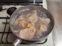 鶏皮味噌煮丼21