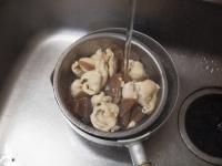 鶏皮味噌煮丼23