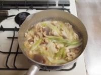 鶏皮味噌煮丼30