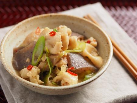 鶏皮味噌煮丼10