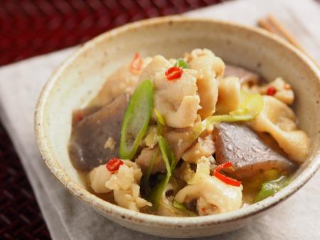 鶏皮味噌煮丼09
