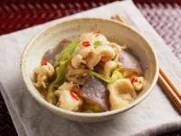 鶏皮味噌煮丼06