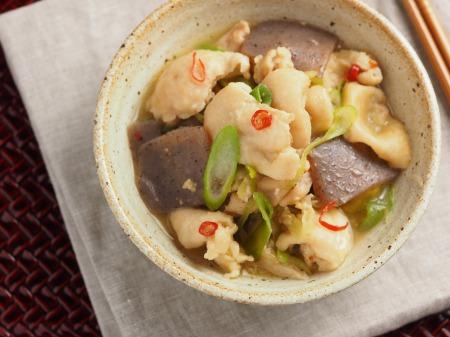 鶏皮味噌煮丼13