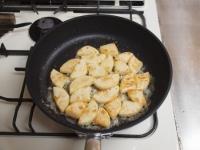長芋とウインナーのガリマヨ炒33