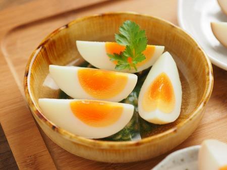 味玉ゆで卵85
