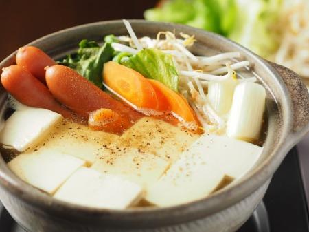 ポトフ湯豆腐16
