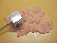 鶏むね肉で回鍋肉22
