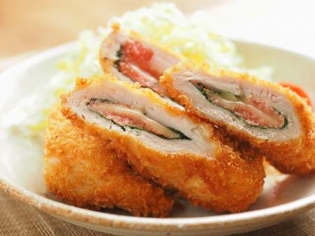 ささみの明太チーズカツ39