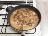 鶏肝と厚揚げの照り煮29