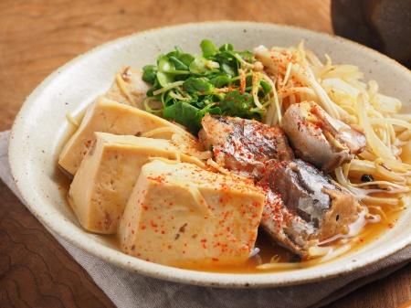 鯖豆腐16