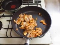 豚キムチ焼きうどん42