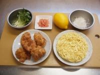レモンでスッキリ、鶏唐ラーメン24