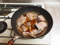 ぶりあらと厚揚げの煮物31