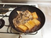 ぶりあらと厚揚げの煮物35