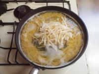 パスタ麺で冷やし中華35