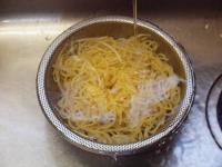 パスタ麺で冷やし中華37