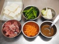 豚とししとうの味噌炒め25