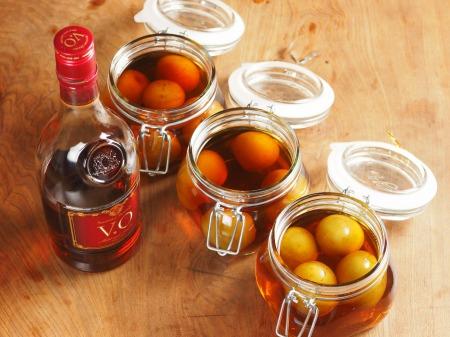 フルーツブランデー梅酒3種46