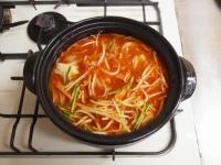 トマト湯豆腐34