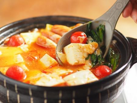 トマト湯豆腐17