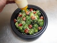 ブロッコリーのモッツアレラチーズ32
