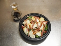 ブロッコリーのモッツアレラチーズ35