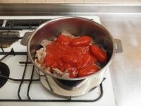 牛すじトマト煮込み61
