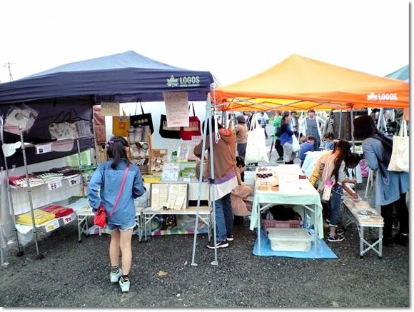 霞ヶ浦ハンドメイドマルシェ 2015