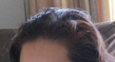 40代の髪