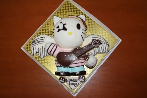 天使のキティちゃんKISSバージョン